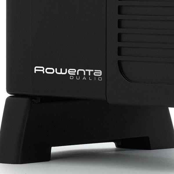 Calefactor Eléctrico de Convección Rowenta IR5010F1 2000W Negro (2)