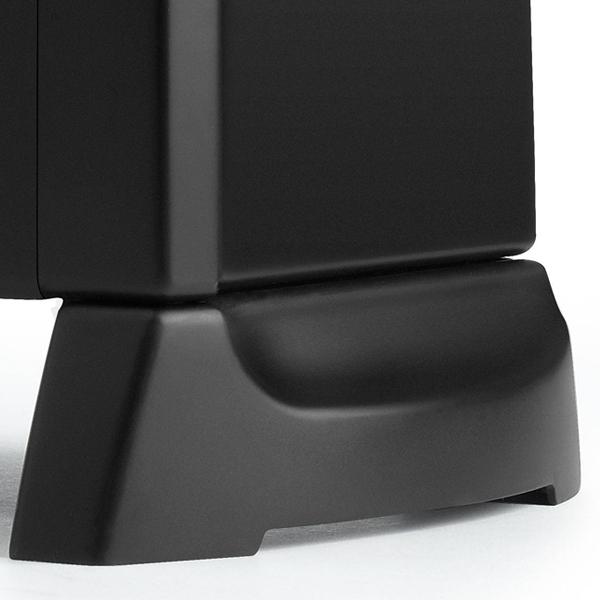 Calefactor Eléctrico de Convección Rowenta IR5010F1 2000W Negro (1)