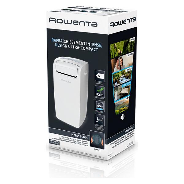Prenosné Klimatizácie Rowenta AU4010F0 270 m³/h 65 dB 2000W Biela