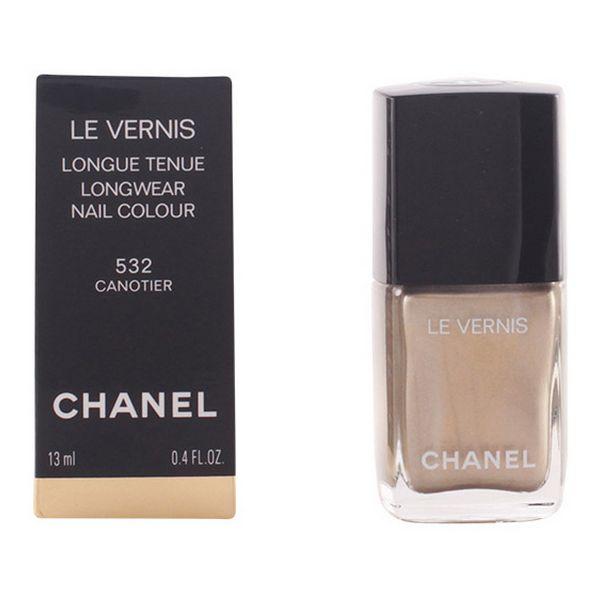 lak za nohte Le Vernis Chanel - 500 - rouge essentiel 13 ml