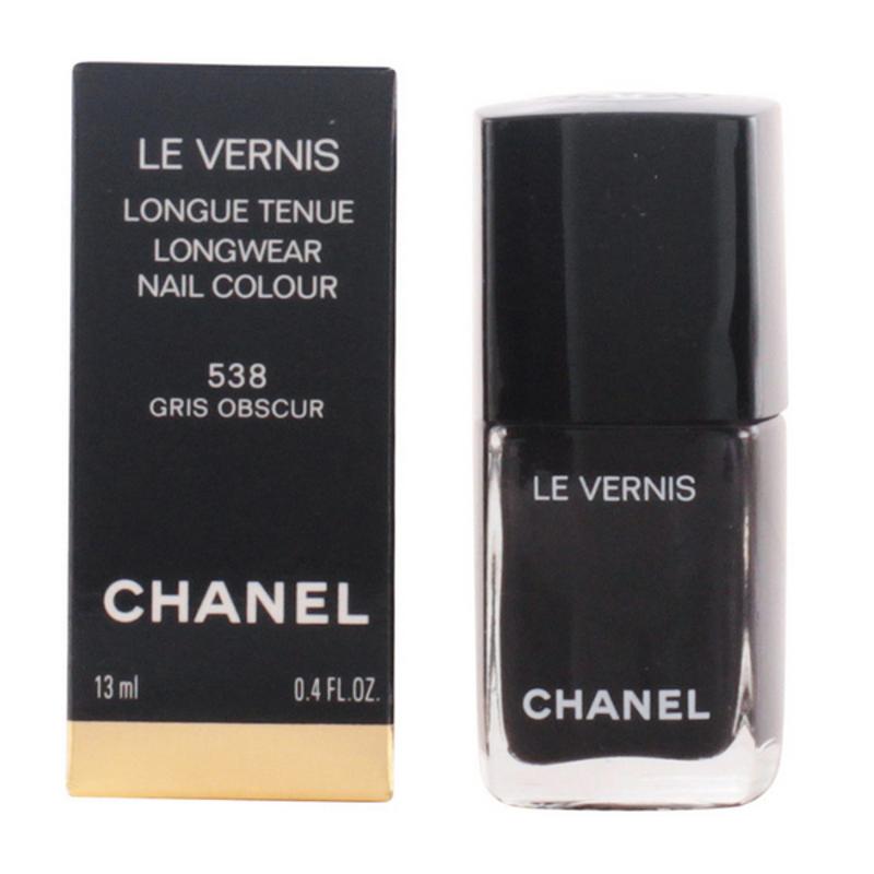 lak za nohte Le Vernis Longue Tenue Chanel - 634 - Arancio Vibrante - 13 ml