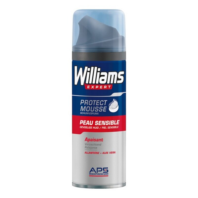 Espuma de Afeitar Williams Piel sensible (200 Ml)