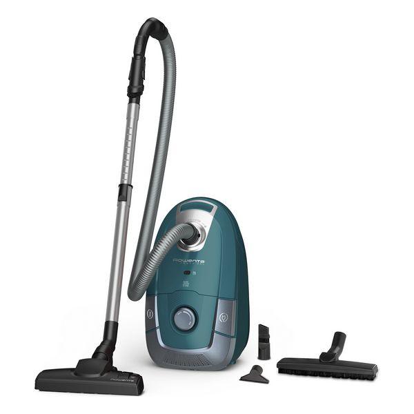 Bagged Vacuum Cleaner Rowenta RO3142 4,5 L 70 dB 450W Green