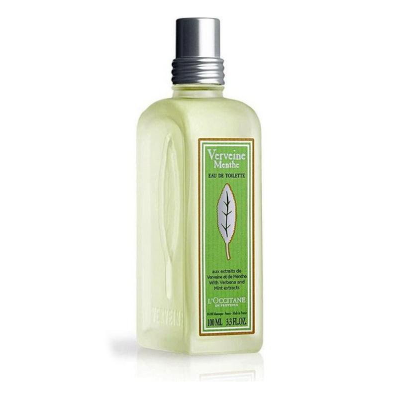 Perfume Mujer Verbena Mint L'occitane EDT (100 ml)