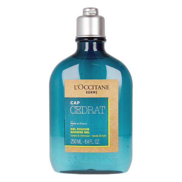 Bath Gel Cap Cedrat L'occitane (250 ml)