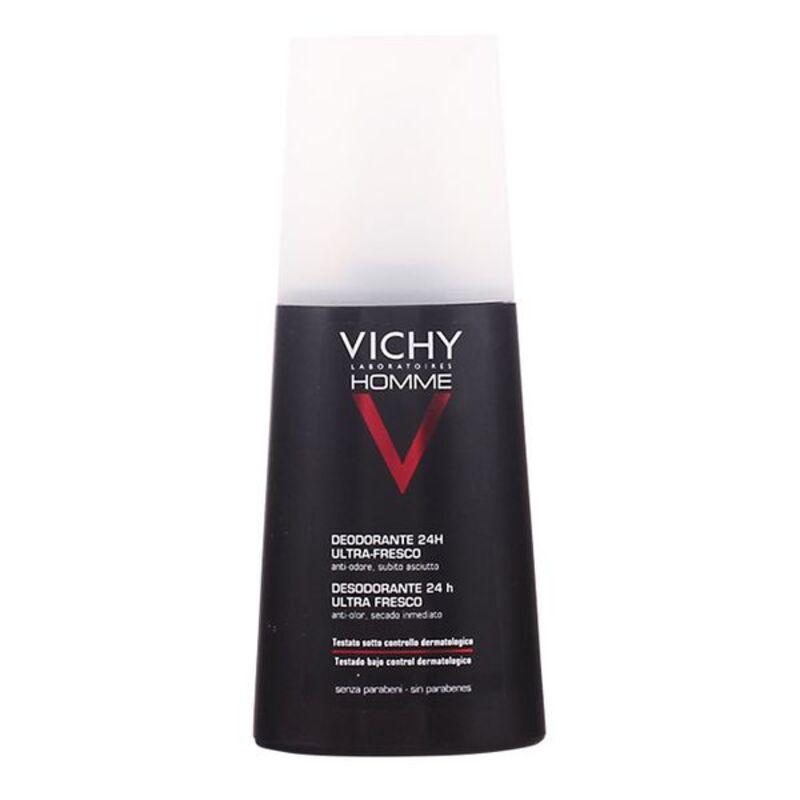 Desodorante en Spray Homme Vichy (100 ml)