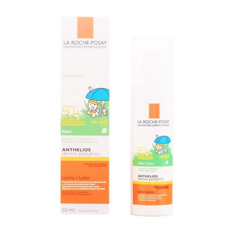 Protector Solar Para Niños Anthelios Dermopediatric La Roche Posay Spf 50 (50 ml)