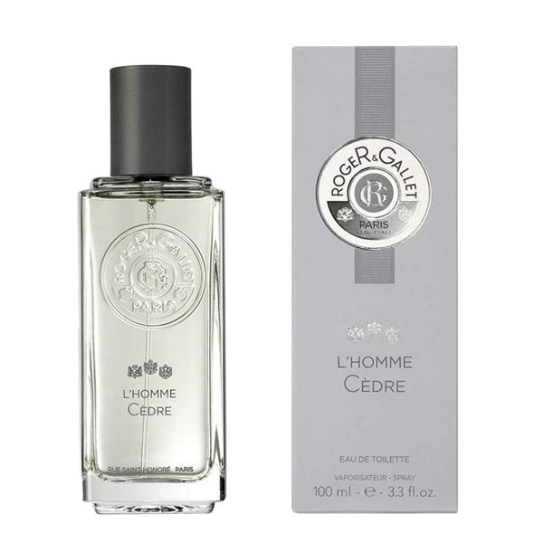 Perfume Hombre L'homme Cèdre Roger & Gallet EDT (100 ml)