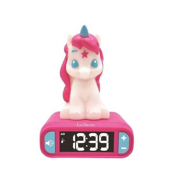 Clock-Radio Unicorn Lexibook