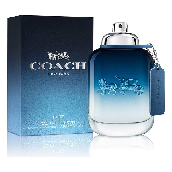 Eau de Cologne Blue Coach (100 ml)