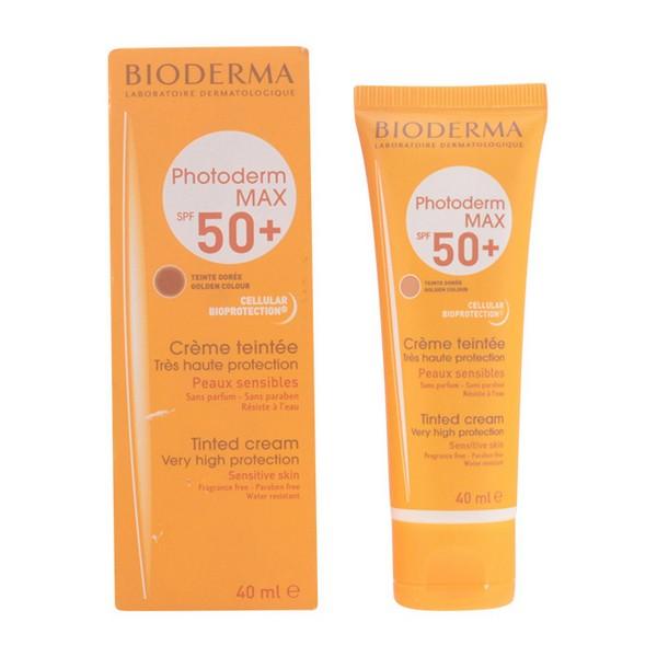 Zaščita pred soncem Photoderm Max Teintée Bioderma Spf 50 (40 ml)