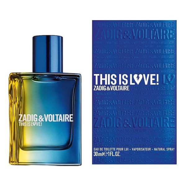 Perfume Hombre This is Love Zadig & Voltaire EDT (50 ml)