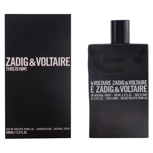 Men's Perfume This Is Him! Zadig & Voltaire EDT