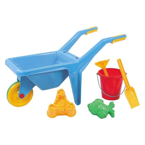 Beach Cart Set with Accessories (6 pcs)