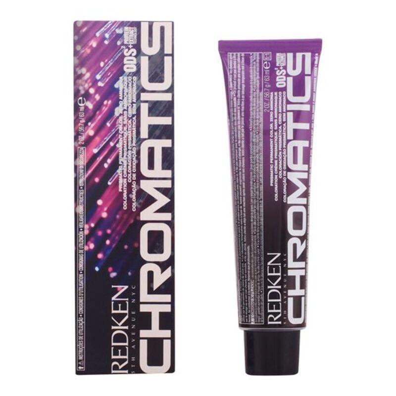 Barva za lase brez amonijaka Chromatics Redken - 6.3 - Gold 63 ml
