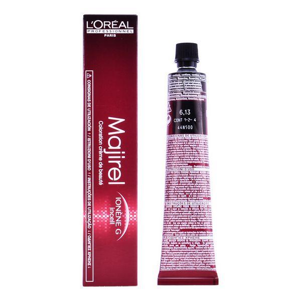 Coloración Permanente En Crema Majirel N6,13 Loreal Expert Professionnel (50 Ml)