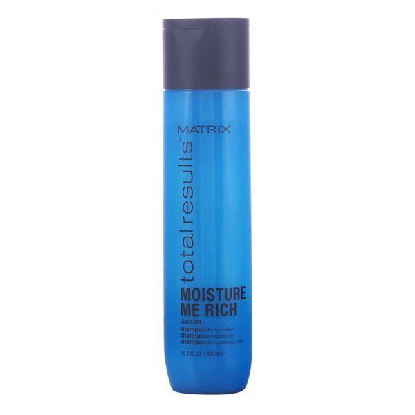 Obnovitveni šampon za lase Total Results Moisture Me Rich Matrix (300 ml)