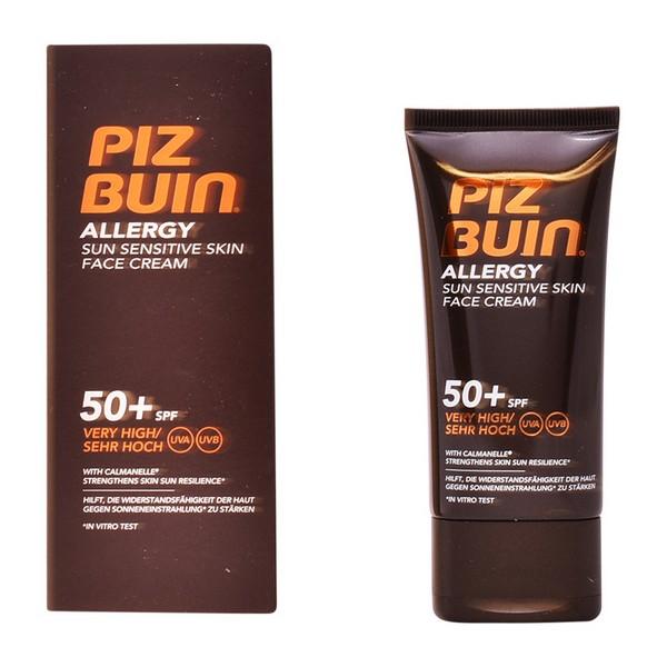 Protector Solar Facial Allergy Piz Buin Spf 50 (50 ml)