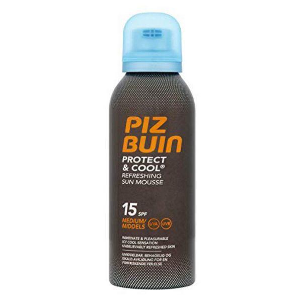 Zaščita pred soncem Protect & Cool Piz Buin SPF 15 (150 ml)