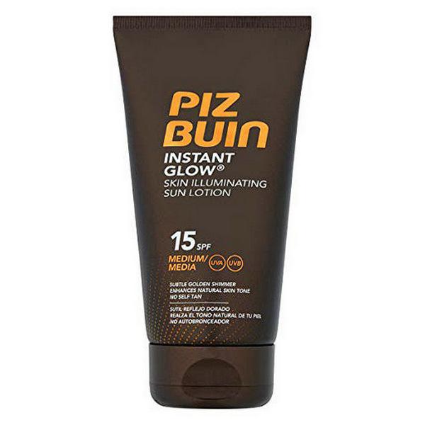 Zaščita pred soncem Instant Glow Piz Buin SPF 15 (150 ml)