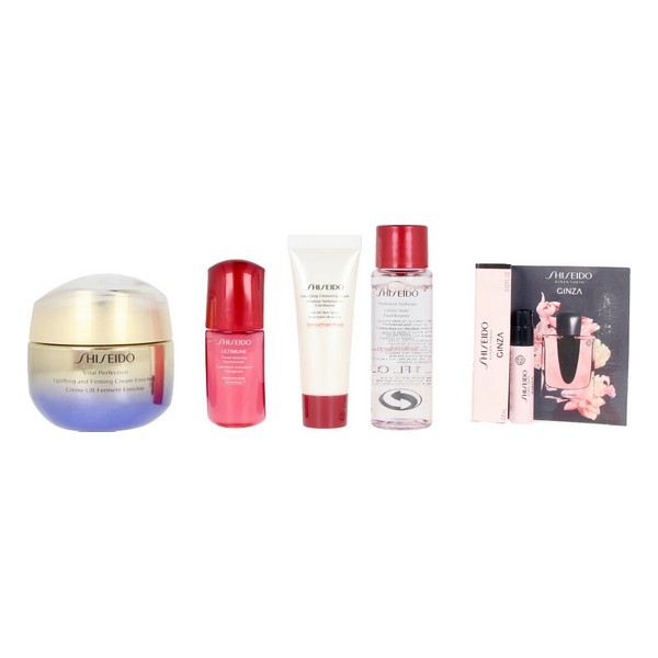Beauty Kit Vital Perfection Uplifting & Firming Shiseido (5 pcs)