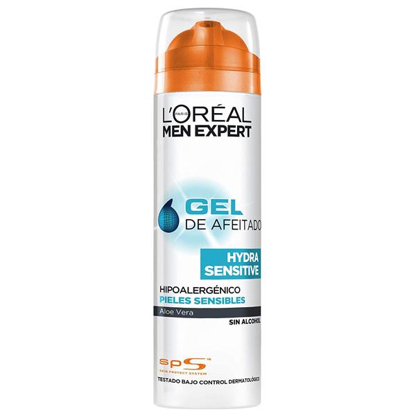 Shaving Gel MEN EXPERTsensitive skin L'Oreal Make Up (200 ml)