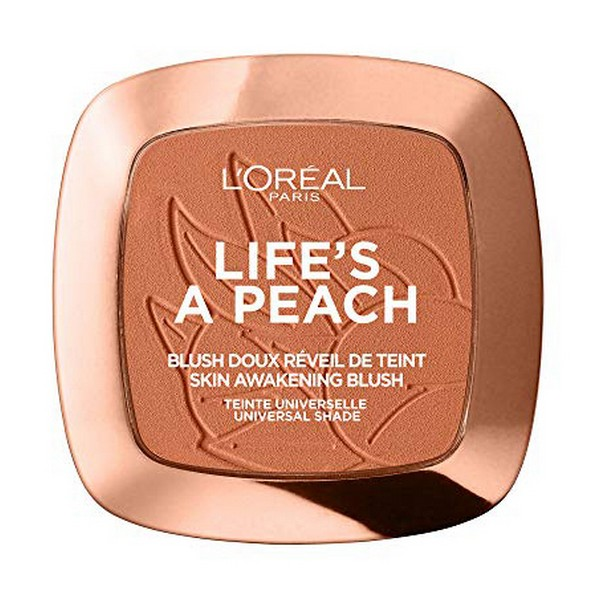 Colorete Life's A Peach 1 L'Oreal Make Up (9 g)