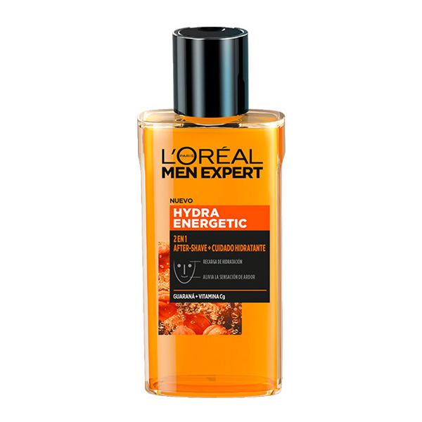 After Shave Hydra Energetic L'Oreal Make Up (125 ml)