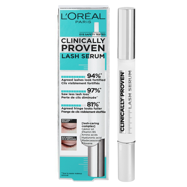 Sérum para Cejas y Pestañas Clinically Proven L'Oreal Make Up