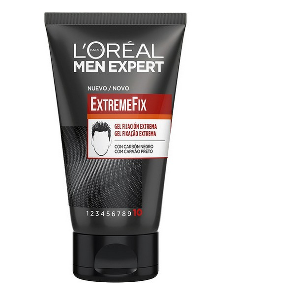 Gel Fissante Extraforte Men Expert L'Oreal Make Up (150 ml)