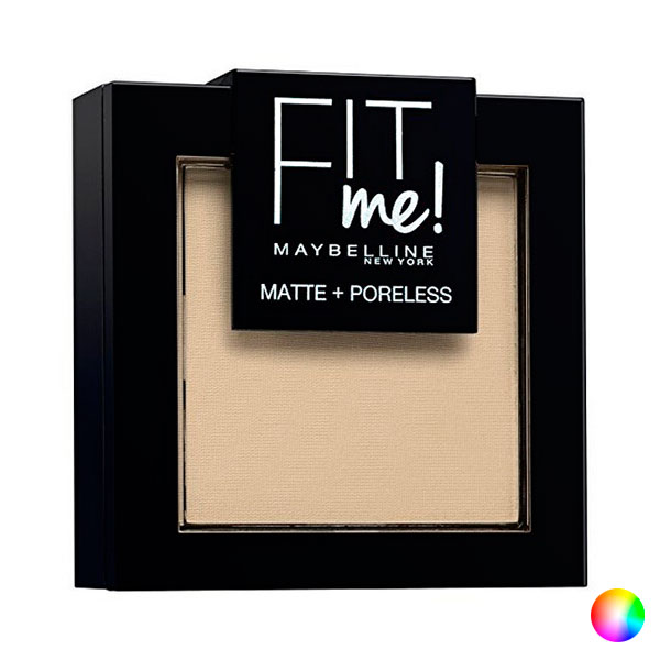 Polvos Compactos Fit Me Maybelline