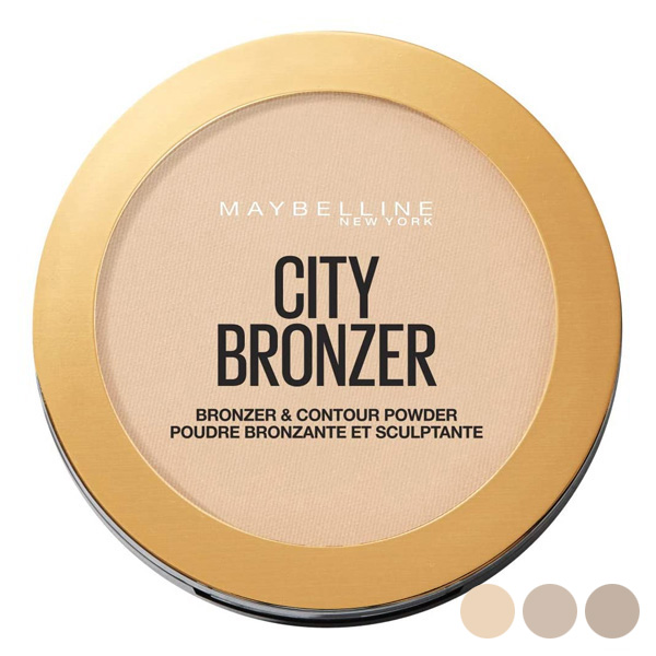 Terre City Bronzer Maybelline