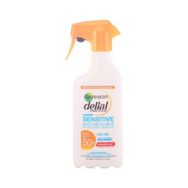 Spray Sun Protector Sensitive Advanced Delial SPF 50+ (300 ml)