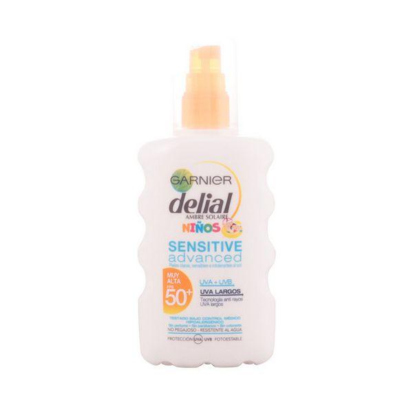Spray Sun Protector Sensitive Advanced Delial SPF 50+ (200 ml)