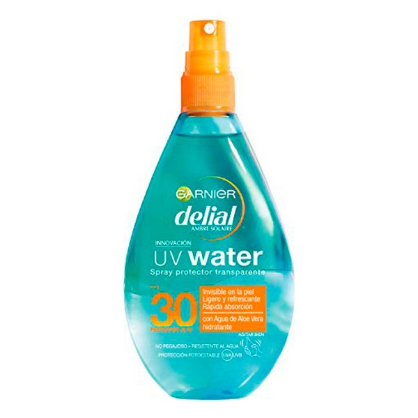 Spray Sun Protector Garnier Delial UV Water 150 ml (Refurbished A+)