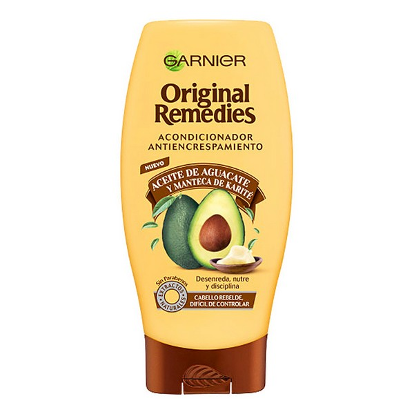 Anti-frizz Conditioner Original Remedies Garnier (250 ml)