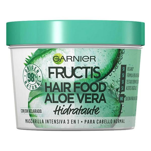 Hair Mask Fructis Hair Food Garnier (390 ml) Aloe vera