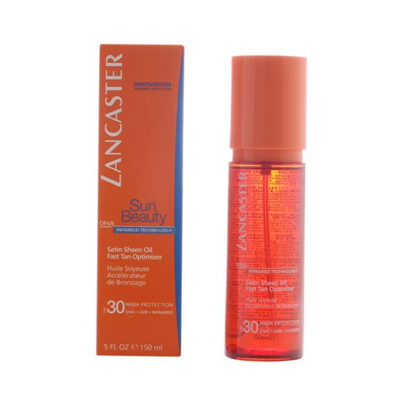 Tanning Enhancer Sun Beauty Lancaster SPF 30 (150 ml)