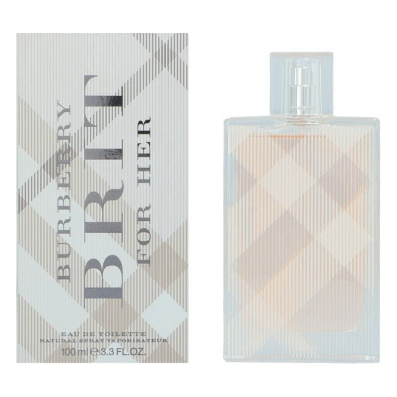 Perfume Mujer For Her Burberry EDT (100 ml)