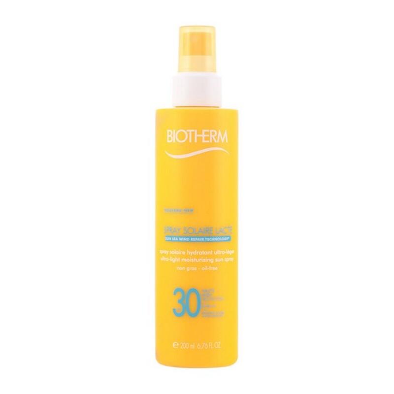 Zaščitni sprej za sonce Sun Lacté Biotherm Spf 30 (200 ml)