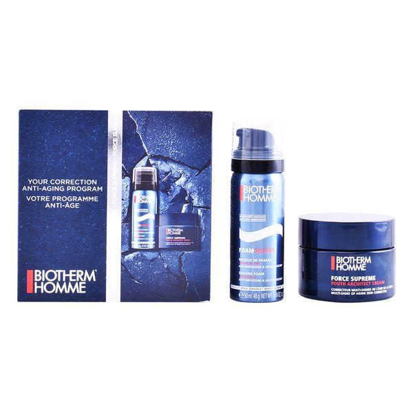 Men's Cosmetics Set Force Supreme Biotherm (2 pcs)