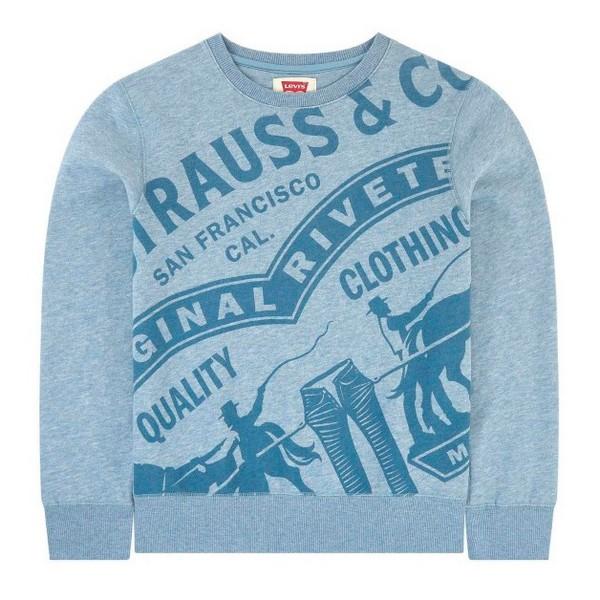 Children's Sweatshirt Levi's OVERSIZED