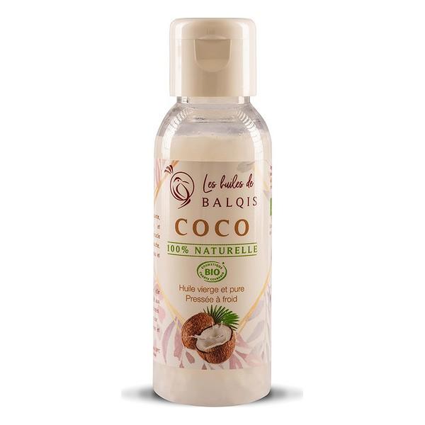 Body Oil Coco Les Huiles de Balquis (50 ml)