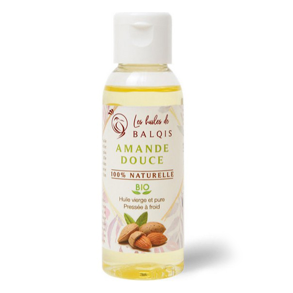Body Oil Amande Douce Les Huiles de Balquis (50 ml)