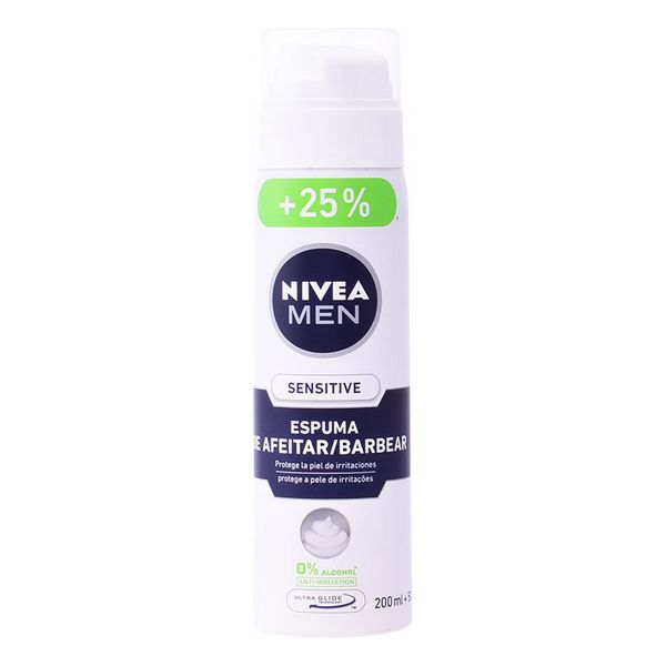 Espuma de Afeitar Men Sensitive Nivea