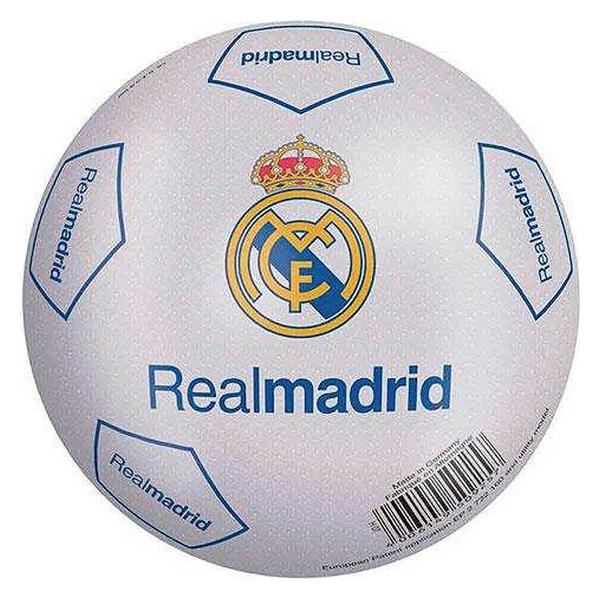 Ball Real Madrid C.F. (Ø 14 cm) White