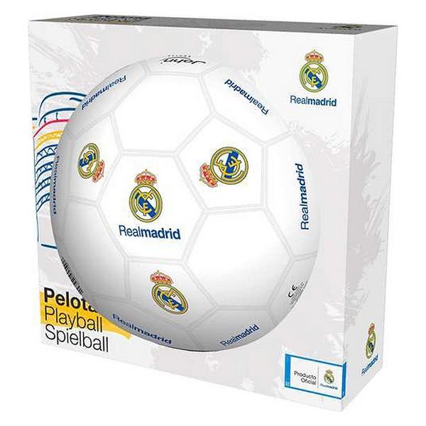 Balón de Fútbol Real Madrid C.F. (Ø 23 cm) Blanco
