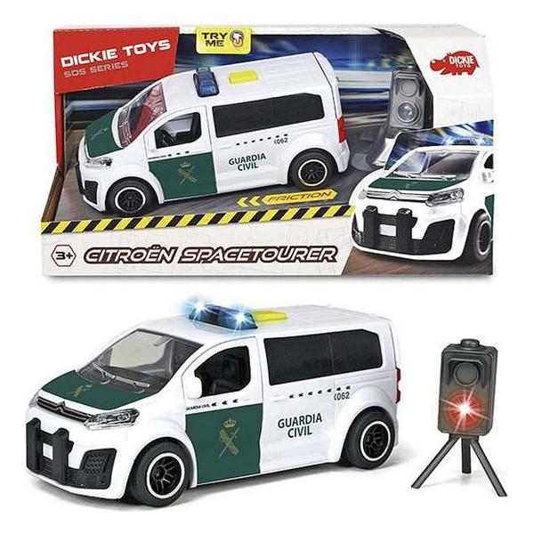Coche de Policía Citroën Spacetourer Simba (15 cm)