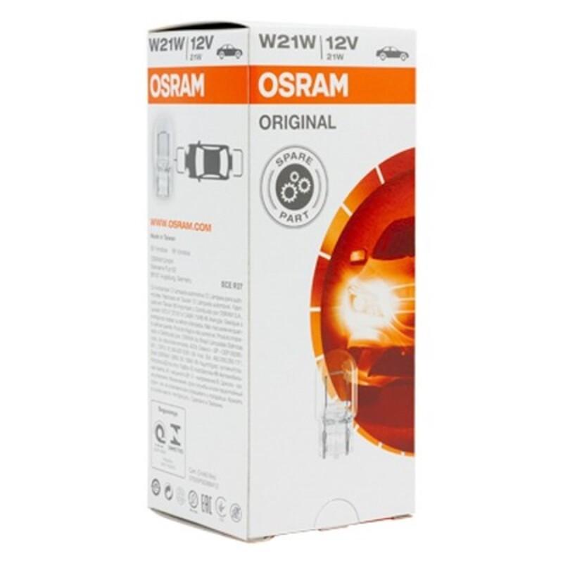 Halogen Bulb Osram W21W Intermittent (10 pcs)