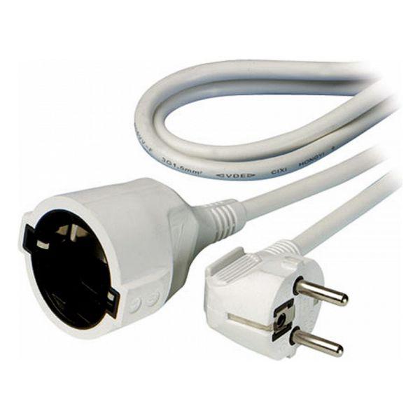 Extension Lead Vivanco SKV 3 W White